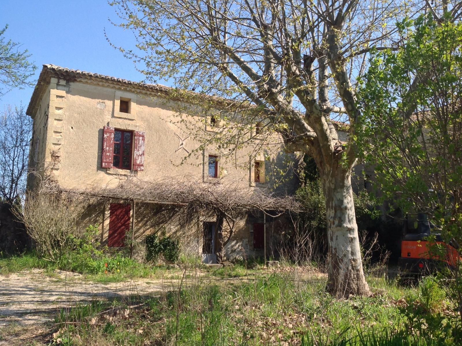Vente vente maison uzes for Acheter maison uzes